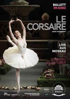 Bolshoi Ballett: Le Corsaire (2017)