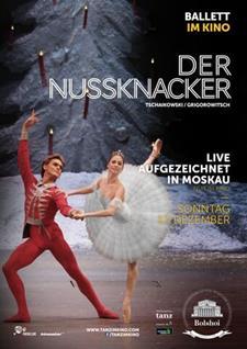 Bolshoi Ballett: Der Nussknacker (2017)