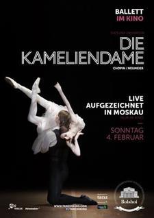 Bolshoi Ballett: Die Kameliendame (2018)