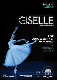 Bolshoi Ballett: Giselle (2018)