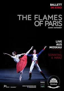 Bolshoi Ballett: The Flames of Paris (2018)(Live)