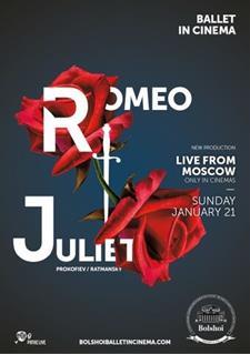 Bolshoi Ballett: Romeo & Julia (2018)(Live)