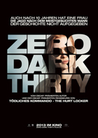 Zero Dark Thirty  IN KOOPERATION MIT DER VHS HEILBRONN