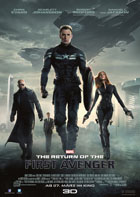 Return of the first Avenger  (3D)