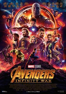 3D Avengers: Infinity War
