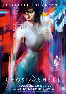 3D - GHOST IN THE SHELL