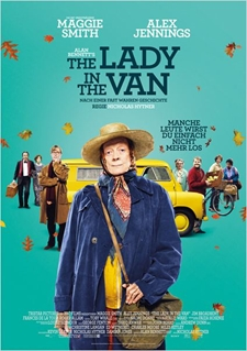 The Lady in the Van im englischen Original