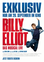 BILLY ELLIOT - The Musical (Live)