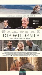 Wildente, Die im englischen Original mit Unt.