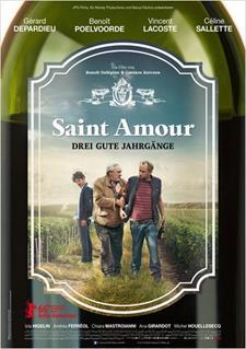 Saint Amour im französischen Original mit Unt.