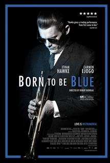 BORN TO BLUE