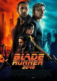 3D - BLADE RUNNER 2049
