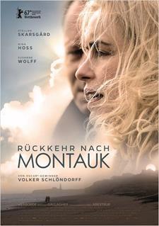 Rückkehr nach Montauk im englischen Original mit U