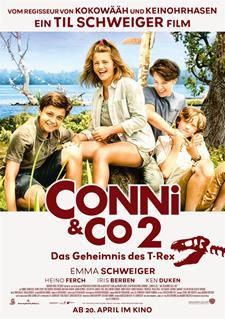 CONNI & CO - Das Geheimnis des T Rex