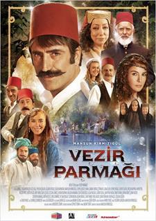 VEZIR PARMAGI  im türkischen Original mit Unt.