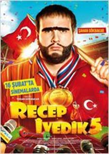 RECEP IVEDIK 5 im türkischen Original mit Unt.