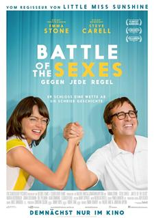 BATTLE OF SEXES - GEGEN JEDE REGEL