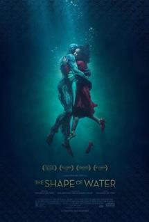 SHAPE OF WATER im englischen Original