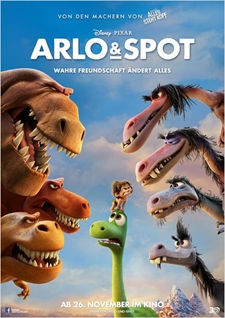 Arlo & Spot (2D + 3D)