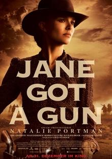 Jane got a Gun im englischen Original mit Unt.